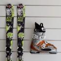 Pack mini-ski