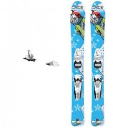 Ski kid